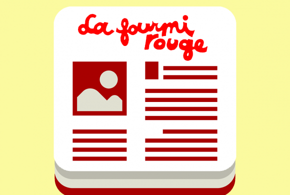 Fourmi Rouge N°177