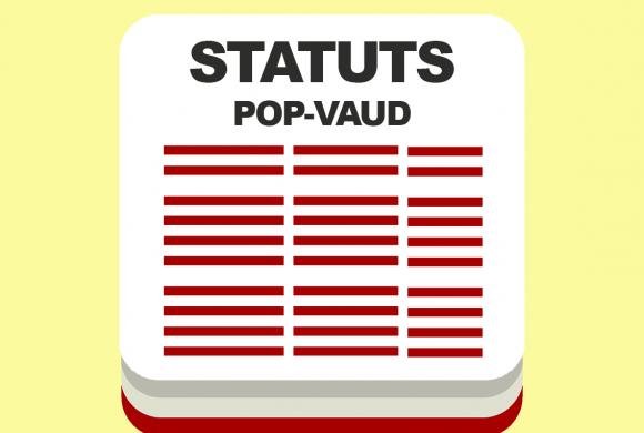 Statuts POP-Vaud