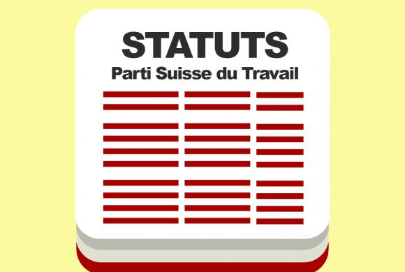 Statuts Parti Suisse du Travail