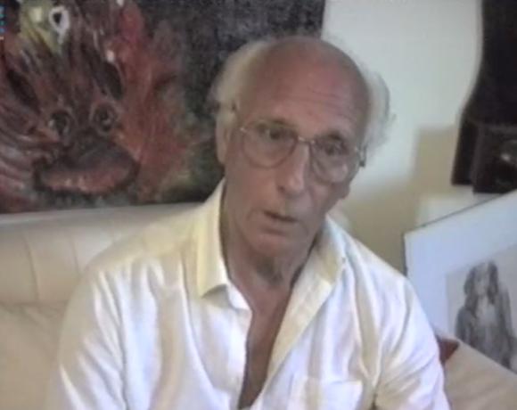 Portrait d'Ernest Decosterd (1991) – Histoire POP