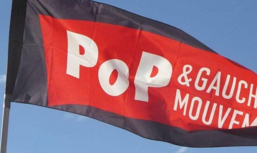 Venir d'ailleurs et s'engager au POP…