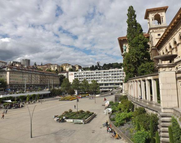 Bilan de mi-législature de Lausanne
