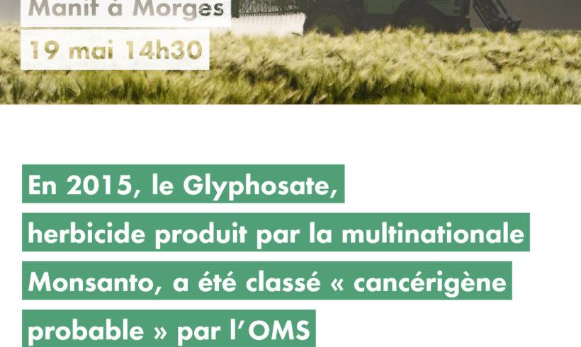 En finir avec l'agrochimie – Marche contre Monsanto