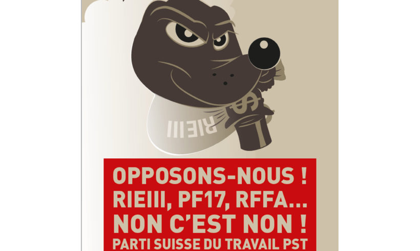 Brochure RFFA du PST-POP