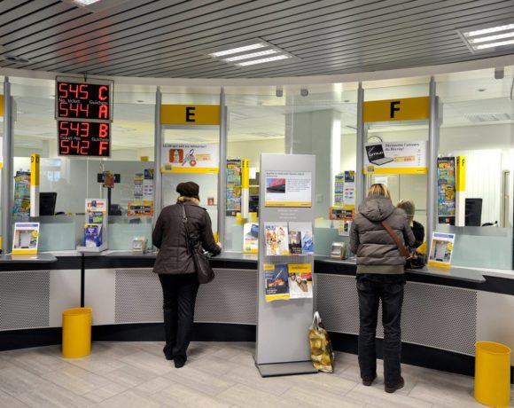 Durée de vie des agences postales