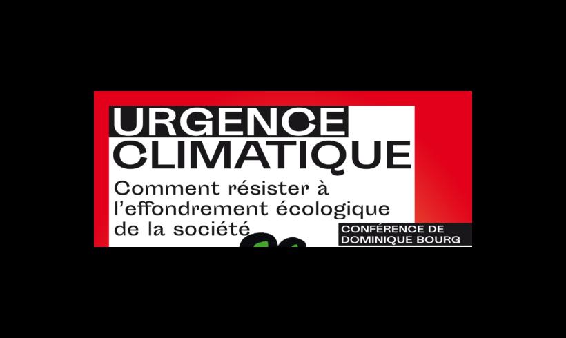 Comment résister à l'effondrement écologique de la société