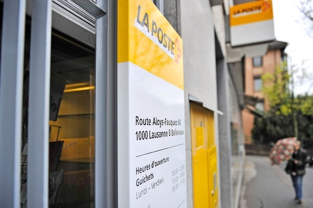 Pétition pour le maintien des postes de quartier (Lausanne)