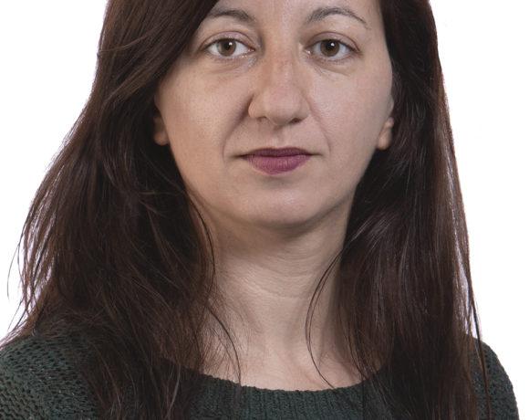 Portrait de Céline Misiego, nouvelle députée