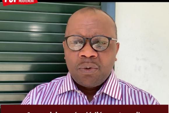 Discours du 1er mai – Augustin Mukamba