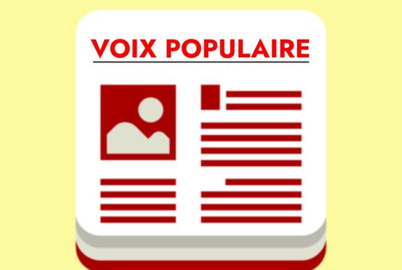Voix populaire n°1