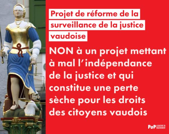 Avant-projet de loi sur le Conseil de la magistrature : l'indépendance de la justice en danger !