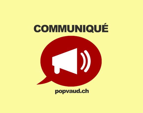 Communiqué du POP Vaudois : NON à la cantonalisation de la facture sociale