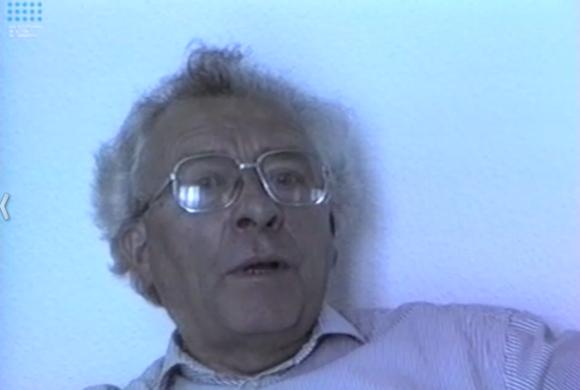 Raymond Berthoud entretien avec P. Jeanneret (1995) – Histoire POP