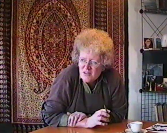 Portrait de Marianne Huguenin (1999) – Histoire POP